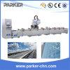 Centro de máquina de batida de furo de trituração do CNC para o alumínio industrial