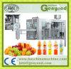 Linha de produção do suco da fruta e verdura