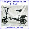 Pliage électrique de mini E de la Chine vélo de l'usine 36V 250W