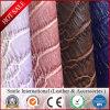 L'utilisation d'imitation en cuir de support de coton de PVC chausse des sacs et des ventes en gros d'usine de sofa