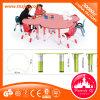 유형 유치원 도공 테이블 아이 연구 결과 테이블을 철자할 수 있다