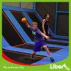 Liben bildete China-in der Innenfliegen-Bett-Trampoline mit Dodgeball