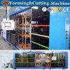 Máquina de Thermoforming do vácuo para placas e tampas plásticas