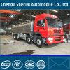 Caminhão de tanque do aço inoxidável de FAW 8X4 35000liters