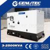 générateur électrique diesel BRITANNIQUE de 80kw 100kVA Perkins