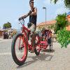 bicicleta elétrica gorda 26 de 48V 500W '' com bateria de lítio