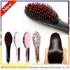 Escova elétrica do Straightener do cabelo do vapor do indicador novo do LCD da inovação 2016