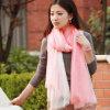 Lenço de Fashion da seda & do xaile de Modal Dipped Dyeing (12-BR030820-1.4)