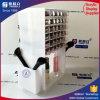 Basamento cosmetico girante acrilico libero del supporto del rossetto di Exquistie