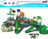 Outdoor verde do navio de pirata Amusement Park Playground Equipment (M11-02403)