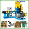 Sich hin- und herbewegende Haustier-Fisch-Nahrungsmittelzufuhr-Tablette, die Extruder-Maschine herstellt