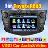 Reproductor de DVD GPS del coche para Toyota Rav4