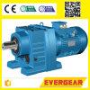 Caixa de engrenagens helicoidal do fabricante R/RF/Rx/Rxf com motor