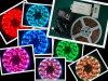 LED RGB 지구 + RGB 관제사