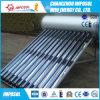 Calefator de água solar do estojo compato da tubulação de calor (Yuanmeng)