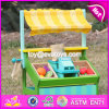 New Design Funny Fruit Play Set de supermercado infantil de madeira W10A060