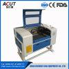Cortadora del laser del ranurador del CNC de la fuente de la fábrica del CO2 6090 con la certificación del Ce