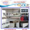 PVC自由な泡のボードの製造業の機械装置(SJSZ-80/156)