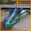 Azzurro per inverdirsi la pellicola solare della tinta del Chameleon della finestra della prova di Scartch