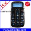 Doppel-SIM Karte freigesetzter Handy für alte und Kind-Fackel FM (CBM65)