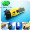 Orange Farbe Ly-SD5020 mit FM beweglichem Aufladeeinheits-und Sirene-Kurbel-Solartaschenlampen-Radioradio