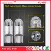 T10 LED 전구 1.5W 담청색 최고 밝은 168의 501의 W5w T10 쐐기(wedge) 3030 2SMD 실내 전구 12V-24V