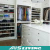 Kabinet van de Garderobe van de Slaapkamer van de Lak van het Meubilair van het huis het Witte (ais-W300)