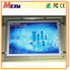 Кристаллический Display Acrylic СИД Advertizing Light Box с Cutout Designed