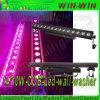 14*10W al aire libre RGBW 4 en 1 luz de la arandela de la pared de la barra del LED