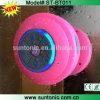 Wasserdichte LED Shower Bluetooth Speaker mit Micro Sd Einbauschlitz