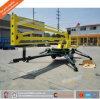 elevatore trainabile articolato idraulico dell'asta del rimorchio di potere del diesel di 6-16m da vendere