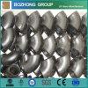 Cotovelo A403 Wp 304/304L 316/316L do aço inoxidável, cotovelo inoxidável sem emenda