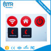 NFC Samsung 은하 Note3 Nokia Lumia 관계 HTC LG 소니 Xperia Xiaomi를 위한 지능적인 꼬리표 13.56MHz RFID Ntag203 스티커
