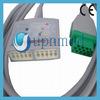 Blei Multi-Link EKG GE-Marqutte 10 Kabel
