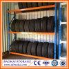 Estantes de amontonamiento y plegables para el almacenaje del pasajero y de neumáticos de SUV