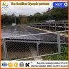 Rete fissa saldata ricoperta PVC galvanizzata poco costosa di collegamento Chain della rete metallica