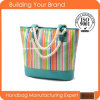 Promotional Canvas Designer Fashion Tote Bag