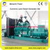 groupes électrogènes diesel de 1000kw Cummins Kta50-G3