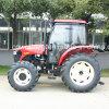 100HP Engineの中国のBrand Wheel Farm Tractor