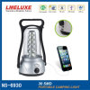 30PCS Rechargeable portátil Emergency Camping Light