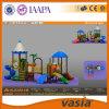 Glisser la glissière en plastique de cour de jeu extérieure en plastique d'enfants d'enfants (VS2-160422-01-32)