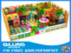 熱い販売の主題の子供の運動場のプラスチックスライド(QL-150529A)