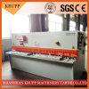 Автоматическая гидровлическая машина QC12y-4X2500 листа металла режа