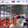Máquina de fabricación de ladrillo automática llena de la protección del medio ambiente