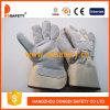 Colore spaccato della natura dei guanti di sicurezza del guanto di saldatura del guanto di cuoio della mucca di Ddsafety 2017