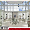 Handbag Shop Interior Design From Factoryのための方法LuggageおよびHandbag Display Showcases