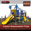Equipamento plástico novo do campo de jogos para os miúdos (X1503-3)