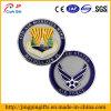 As forças armadas do logotipo da força aérea desafiam a moeda para a lembrança