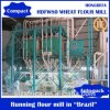 Trigo Mill Machine (10tons-500tons/24h) Flour Mill Wheat Flour Machinery