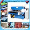 Máquina de corte hidráulica da imprensa da caixa do empacotamento plástico (hg-b60t)